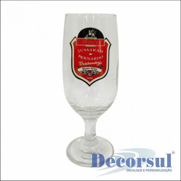 Copo para cerveja floripa 300ml personalizado