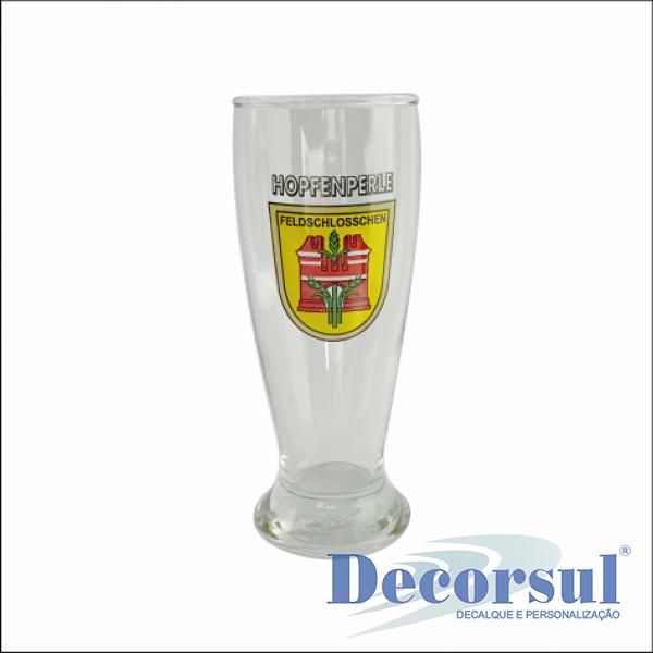 Copo para cerveja personalizado Mundial 300ml