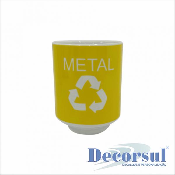 Copo porcelana chá 150ml