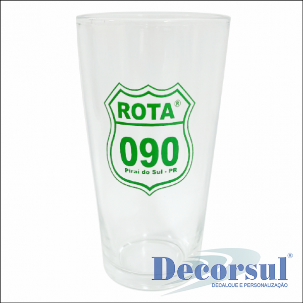COPO PERSONALIZADO bar 390ml