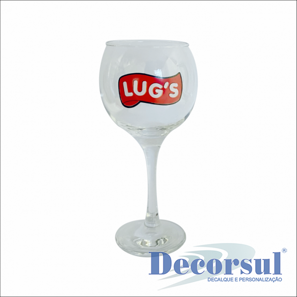 Taça personalizada celebra - vinho branco 300ml